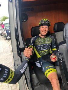 Lukas Kubis bodoval v Belgicku
